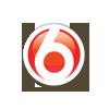 SBS6 Teletekst p487 : beschikbare live mediums in Nederland
